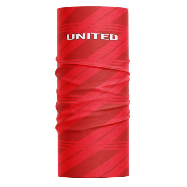 Retro United Red Snood