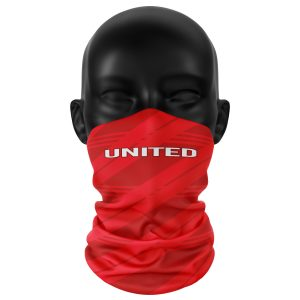 Retro United Red Snood