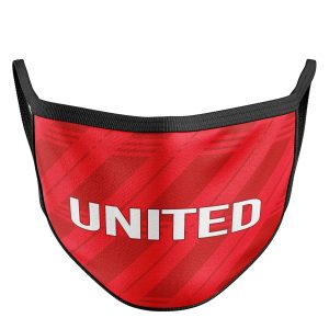 Retro United Face Mask