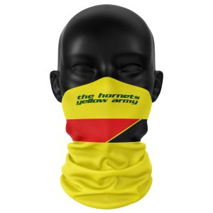 Retro The Hornets Yellow Army Snood